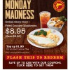 Grilled Dory + Country Mushroom Monday Madness @ Manhattan Fish Market