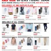 Uniqlo One Raffles Place Exclusive Opening Specials On Workwear
