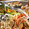 $30 Flat For Lunch Buffet @ Straits Cafe Rendezvous Hotel