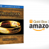 68% Off On Lord Of The Rings Trilogy Blu-ray Collection Box Set @ Amazon