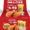 KFC Celebrates 49th National Day With Celebration Combo Meals