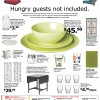 IKEA Dining & Entertainment Deals & Offers July 2014