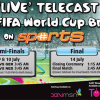 Watch World Cup Semi-Finals & Final Live Telecast Free On Okto