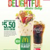 McDonald's Singapore Debuts Grilled Chicken McWrap Today
