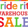 Stride Rite Annual Warehouse Sale Offers up to 80% Off Apparels & Shoes