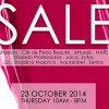 Shiseido Sale @ Orchard Building for a Short 2 Days Only