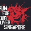 Run for Your Lives 5km Zombie Obstacle Run SAFRA Member Special