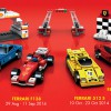 These F1 LEGO Mini-figure Collectibles will Drive You to Shell Stations
