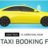 Uber app waives Taxi booking fees on all rides for two weeks