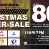 Key Power International Christmas Super Sale offers up to 80% off on sportswear