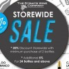 The Straits Wine Company Storewide Sale ends this weekend