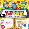 Find all your favourites at Takashimaya Characters & Collectibles Toy Fair