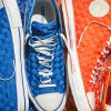 Converse Chuck Taylor All Star MonoWeave sneakers are a modern classic mix