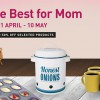 ToTT Mother's Day sale offer up to 50% off on selected kitchenware
