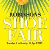 Enjoy up to half-price discounts at Robinsons Shoe Fair @ JEM