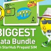 Starhub Prepaid SIM offer 100GB mobile data but only for first 5 days
