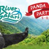 River Safari free admission for kids 7 & 8 years old this September in Panda Party celebration