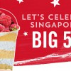 Starbucks celebrate Singapore's Big 50 with exclusive Birthday Frappuccino