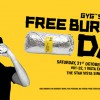 Guzman y Gomez celebrate third taco shop opening in Star Vista with Free Burrito Day