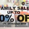 Le Creuset Family Sale returns this week at Suntec with up to 70% off