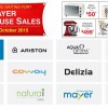 Mayer Warehouse Sale this weekend lets you save up to 80% on kitchen appliances