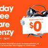 Jetstar Friday Free Fare Frenzy sales fares starts from $0