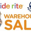 Stride Rite Warehouse Sale offers up to 80% discounts on branded kids & babies wearables