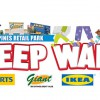 Tampines Retail Park celebrates 9th Anniversary with Sleep Walk Event