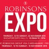 Robinsons Expo Sale happening this weekend @ Hall 5