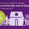 Philips Carnival Sale to be held at Expo this mid-November