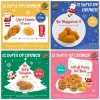 Texas Chicken celebrates the holiday season with 12 Days of Crunch