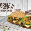 New Gourmeji Mushroom Swiss to be given away at Burger King Cineleisure this Saturday