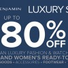 FJ Benjamin to hold official Luxury Sale at Hilton Hotel this weekend