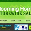 Find affordable home furniture in Qoo10 Blooming Home Storewide sale