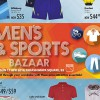 Men's & Sports Bazaar now happening at Takashimaya Square