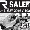 TYR 4-Day Mega Sale @ Kewalram House with prices starting from $10