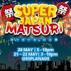 Super Japan Matsuri (Japanese Festival) is coming to the Esplanade this May