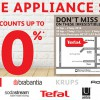 Tefal Singapore holds Home Appliance Sale with top kitchenware brands this weekend