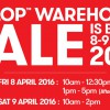 The official FitFlop Warehouse Sale is here again
