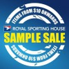 Royal Sporting House Sample Sale returns with items from $10 onwards