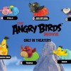 Start collecting McDonald's Happy Meal Angry Birds Toys available now