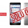OnePlus 3 Official Pre-order Sale sells out within a day on Lazada