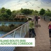 150km Round Island Route Park Connector to begin development end of this year