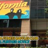 California Fitness Gym @ Raffles Place closed due to failure to pay rent