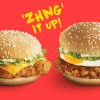 You can now 'Zhng' McDonald's McSpicy Burger with extra Cheese or Egg