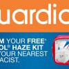 Get your free Panadol Haze Kit from Guardian today