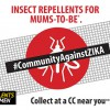 Free insect repellents to be given out at Community Clubs for mums-to-be
