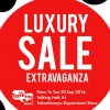 Takashimaya is holding a Luxury Sale Extravaganza in Talking Hall