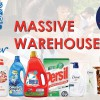 Unilever will be holding a Massive Warehouse Sale on October 8 & 9
