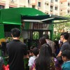 MILO peng time! MILO van journeys to Westgate this Friday (October 21)